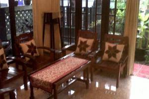 Pringgodani Yogyakarta - Ruang Tamu