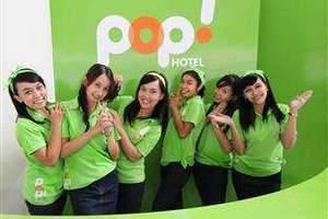 POP! Hotel Sangaji Yogyakarta - Resepsionis