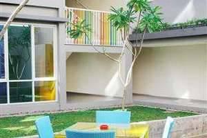 POP! Hotel Sangaji Yogyakarta - Taman