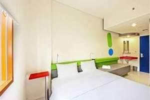 POP! Hotel Sangaji Yogyakarta - Kamar tidur