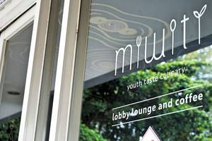 POP! Hotel Sangaji Yogyakarta - kafe