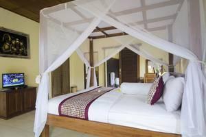 Pajar House Ubud Bali - Kamar Deluxe Double