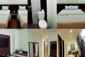 Gania Hotel Bandung - Kamar tidur