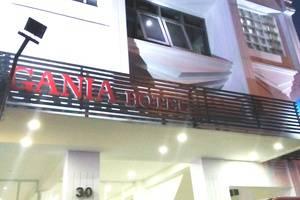 Gania Hotel Bandung - Tampak Depan