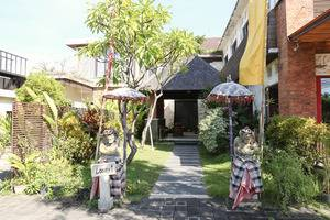 RedDoorz @Ngurah Rai Sanur Bali - Eksterior