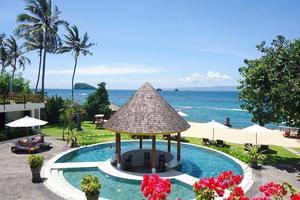Discovery Candidasa Cottages and Villas Bali - Kolam Renang