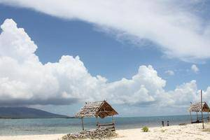 Pulau Umang Resort Pandeglang - Pemandangan