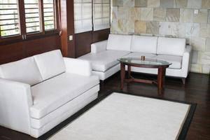 Pulau Umang Resort Pandeglang - Ruang tamu