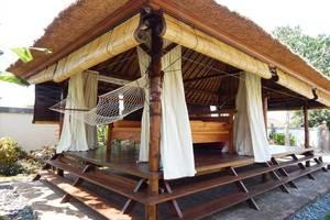 Villa Turtle Dove Menjangan Bali - Eksterior