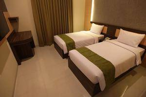 DPalma Hotel Bandung - Superior Twin