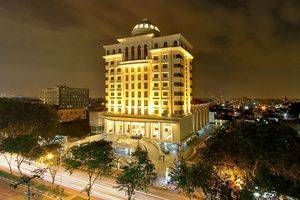 Four Points by Sheraton Medan - Tampilan luar