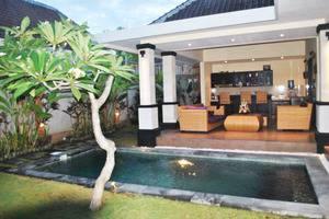 Tanjung Lima Villas Bali - Kolam Renang