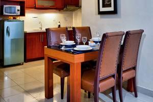 Aston Rasuna - Dapur