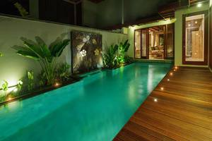 The Royal Purnama Art Suites & Villas Bali - Kolam Renang