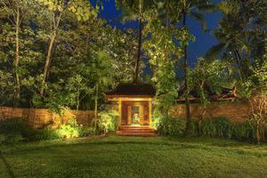 Rumah Boedi Private Residence Borobudur Magelang - Garden