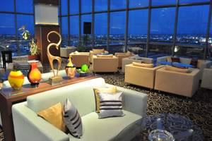 Gumaya Hotel Semarang - Lounge 2