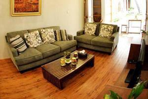 Villa Damai Yogyakarta - Ruang tamu