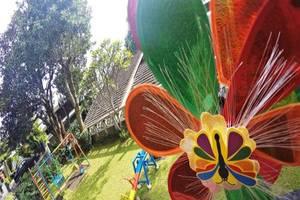 Grand USSU Hotel Bogor - Garden
