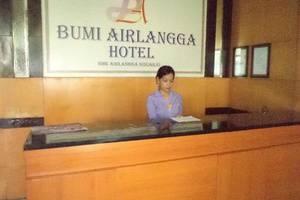 Edotel Bumi Airlangga Surabaya - Resepsionis