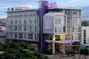 Vio Hotel Bandung - Luar Hotel