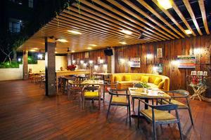 Pandawa All Suite Hotel Bali - Restoran