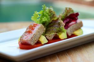 Pandawa All Suite Hotel Bali - makanan