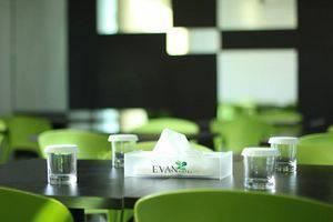 Evan Hotel Jambi - Restaurant