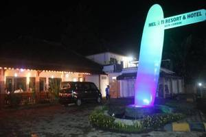 Melati Resort & Hotel Kuta Lombok - Tampilan Luar Hotel