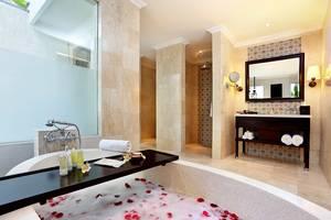 The Club Villas Bali - Satu Honeymoon suite, Kamar mandi