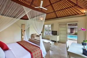 The Club Villas Bali - Villa 3 Kamar Kolam keluarga