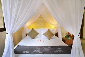 Hidden Paradise Cottages Bali - Tempat Tidur Double