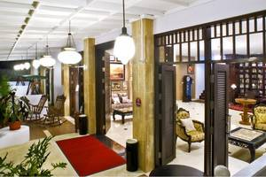 The Victoria Luxurious Guest House Bandung - Lounge