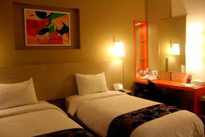 Aquarius Boutique Hotel Sampit Sampit - Kamar