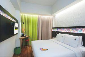 MaxOneHotels at Dharmahusada  Surabaya - GUEST ROOM