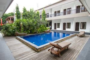 Seminyak Point Guest House Bali - kolam renang