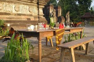 Hotel Tugu Blitar - Special Dinner di Candi Penataran