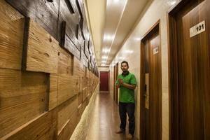 De Green Inn Jakarta - Koridor