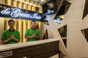 De Green Inn Jakarta - Resepsionis