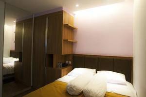 De Green Inn Jakarta - Kamar tamu
