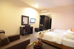 Grand Kanaya Hotel Medan - KAMAR DELUXE TWIN