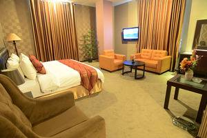 Grand Kanaya Hotel Medan - KAMAR SUITE KANAYA