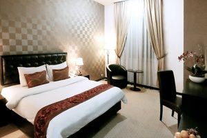 Grand Kanaya Hotel Medan - Superior Double Room New