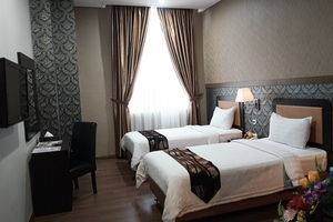 Grand Kanaya Hotel Medan - Superior Twin Room New