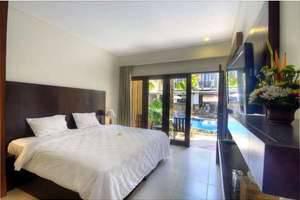 Suris Boutique Hotel Bali - Deluxe Samping Kolam Renang