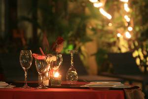 Suris Boutique Hotel Bali - Roamntic Dinner