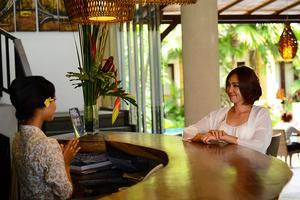 Suris Boutique Hotel Bali - Resepsionis