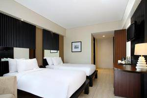 Hotel Santika Kuta Bali - Kamar Executive Twin
