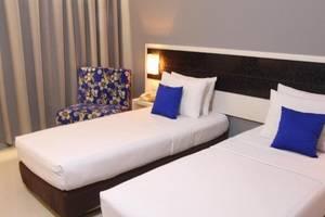 Tugu Indah Hotel Semarang - Kamar tamu