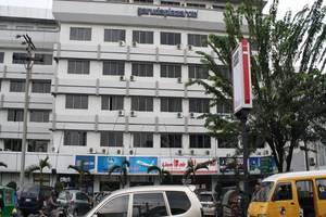 Garuda Plaza Hotel Medan - Tampilan Luar Hotel
