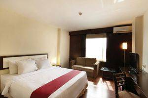 Garuda Plaza Hotel Medan - Kamar Superior Double